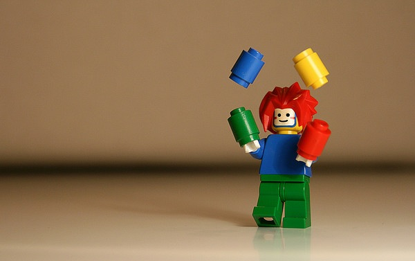 juggling Chrome logins