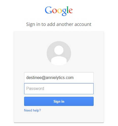 Add On Chrome Multi Login