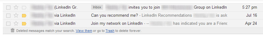 disconnect from someone on LinkedIn