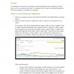 Google Analytics dashboards in Excel