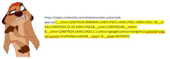 cross-domain tracking Google Analytics Classic